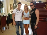 Galerie 93  Star Superbodies mit Free Style Fitness Girls in Mexiko